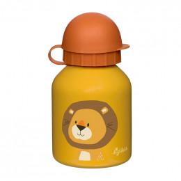 Gourde en inox - 250 ml - Lion