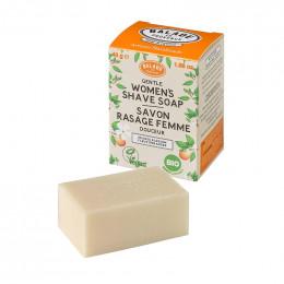 Savon rasage douceur Bio - Femme - 40 g