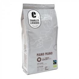 Café Bio et Fair Trade moulu Mano Mano - 500 g
