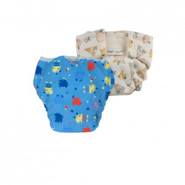 2 couches lavables pour poupée - à partir de 3 ans