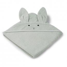 Cape de bain Augusta - Rabbit dusty mint