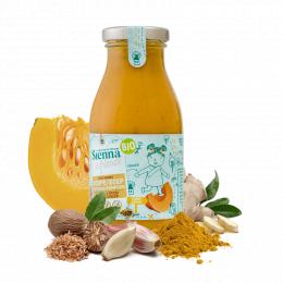 Soupe au potiron - 250 ml - à partir de 6 mois