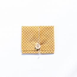 Pochette cirée pour tartines - 35 x 40 cm - Odenn