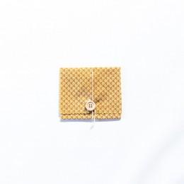 Pochette cirée pour collations - 20 x 25 cm - Odenn