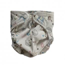 Culotte de protection taille unique - Snap2Fit - Hérissons
