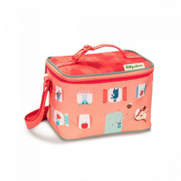 Lunch bag - Maison forêt