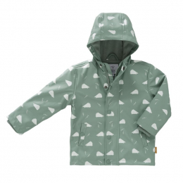 Veste de pluie pour enfant - Hérisson