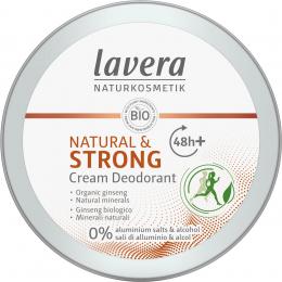 Déodorant Bio crème 48 h - Strong - 50 ml