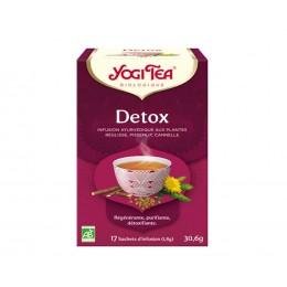 Infusion Detox - 17 sachets